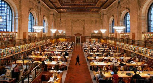 Knihovna města New York
