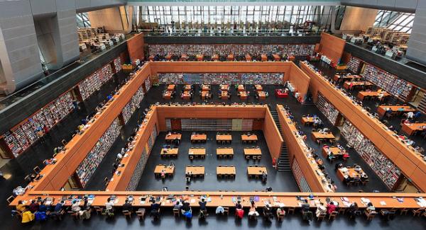 Národní knihovna Číny