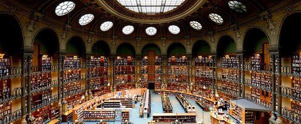 Národní knihovna Francie